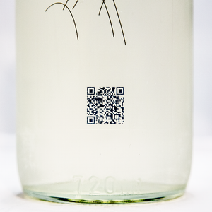 Scan the QR code to uncover details of this mysterious sake