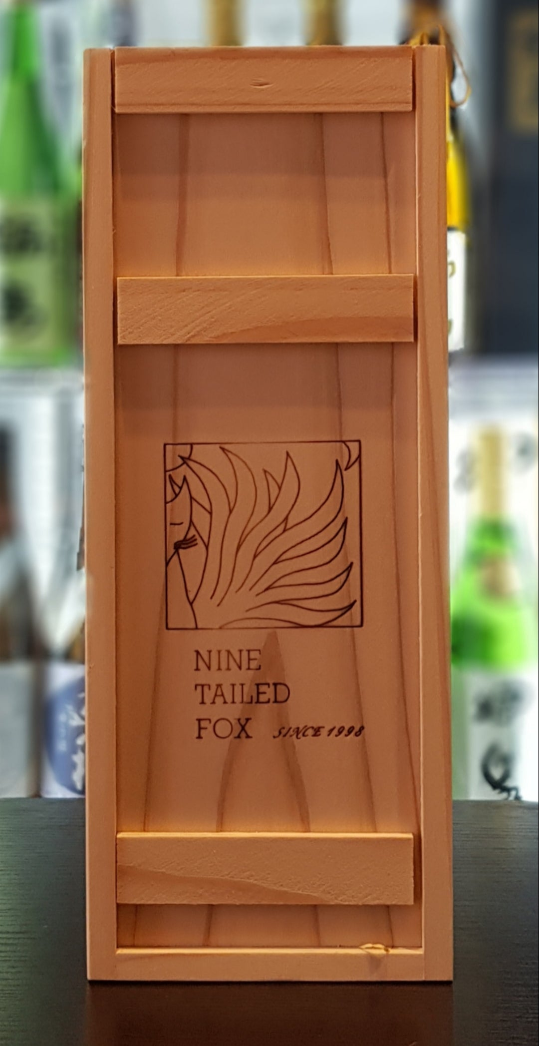 Nine-Tailed Fox Vintage 2014 Beer (500ml)