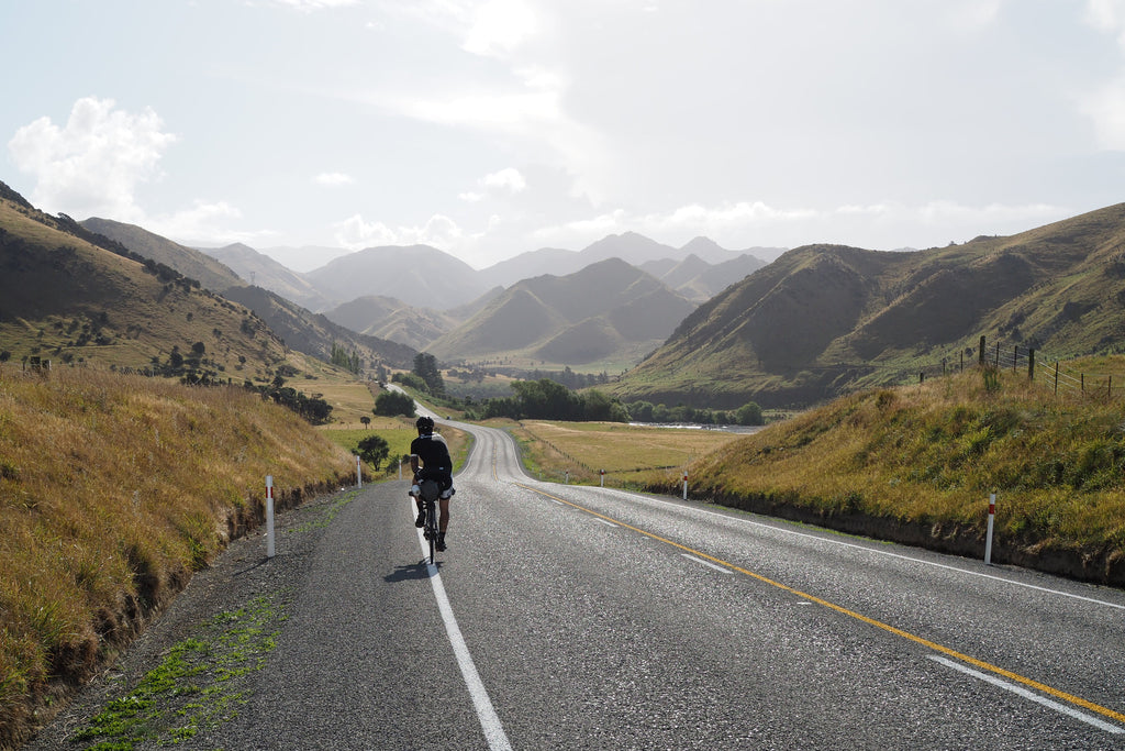 Into the deep end - Cycling New Zealand's roads top to bottom