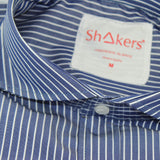 Camisa Big Stripes Dark Blue