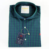Camisa British Plaids Green-Blue