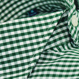 Camisa Cuadros Dark Green