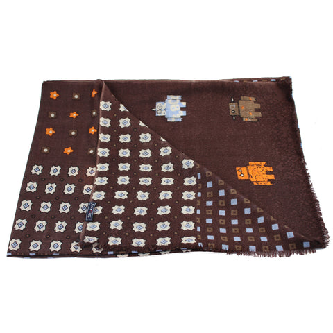 Foulard Brown Android