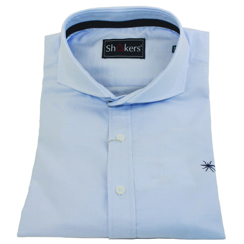 Camisa Perfect Oxford Light Blue