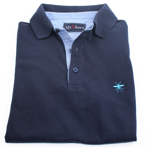 Polo Blue Clasic Oxford
