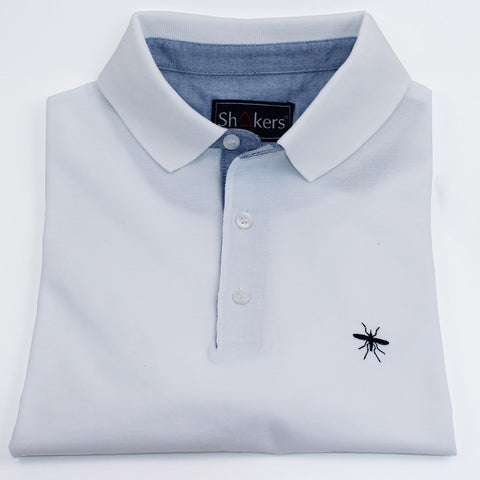 Polo Oxford Clasic White