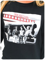 KILLER U.S LED ZEPPLIN THE STARSHIP SWEATSHIRT SWEAT JUMPER