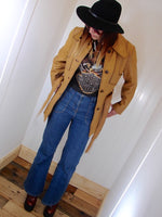 Vintage 1970s Tan Leather Jacket - Penny Bizarre - 4