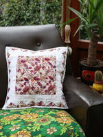 Indian Hand Made Paisley Cushion Cover - Penny Bizarre - 3