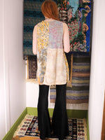 Pieces of Bali Batik Patchwork Blouse - Penny Bizarre - 7