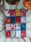 Hand Made Nepalese Patchwork Notebook - Penny Bizarre - 2
