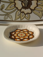 1970's Royal Worcester Palissy Psychedelic Mini Serving Dish - Penny Bizarre - 2