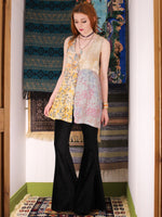 Pieces of Bali Batik Patchwork Blouse - Penny Bizarre - 1