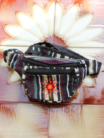 Multi Colour Nepalese Embroidered Bum Bag - Penny Bizarre - 5