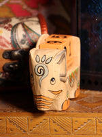 Wooden Indian Elephant Calendar - Penny Bizarre - 4
