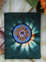 Hand Made Nepalese Embroidered Tie Dye Notebook - Penny Bizarre - 10