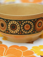 1970's Kiln Craft Bacchus Cereal Soup Bowls x 4 - Penny Bizarre - 3