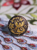 Bohemian Vintage Inlaid Phoenix Ring - Penny Bizarre - 2