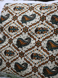 Indian Hand Made Paisley Cushion Cover - Penny Bizarre - 6