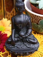 Indian Resin Buddha Figure - Penny Bizarre - 2