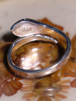 Sterling Silver Snake Ring - Penny Bizarre - 4