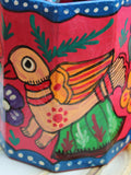 Nepalese Hand Painted Pen Holder - Penny Bizarre - 7