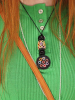 Flower Child Hand Crafted Indian Necklace - Penny Bizarre - 3