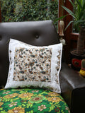 Indian Hand Made Paisley Cushion Cover - Penny Bizarre - 1