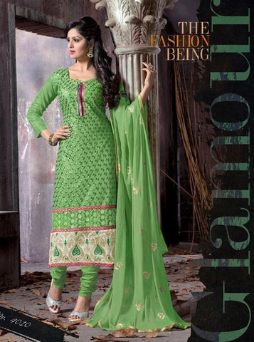 ShagunShop Green Indian Pakistani Bollywood Salwar Kameez Designer Ethnic Wear u00f8u00e5 u00e5