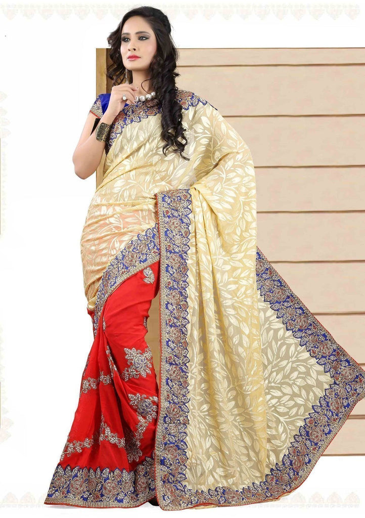 Yellow Color Georgette Saree u00f8u00e5 u00e5