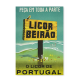 Poster Tabuleta do Licor Beirão