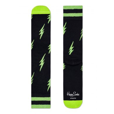 Happy Socks Athletic Ponožky Flash Black