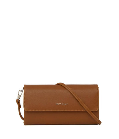 MATT & NAT Drewmed Crossbody kabelka Chili