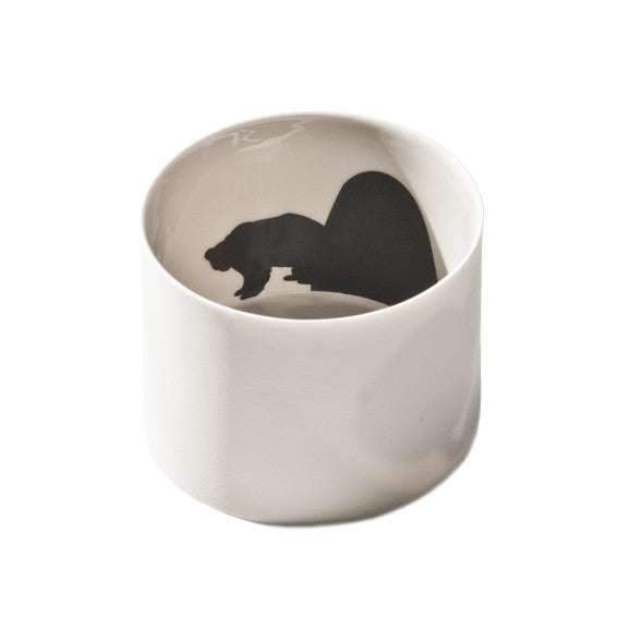 Little Tilley tealight, bear, outlet item!