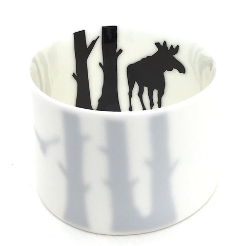 Little Tilley tealight, moose