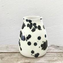 Load image into Gallery viewer, Dalmatian vase, big