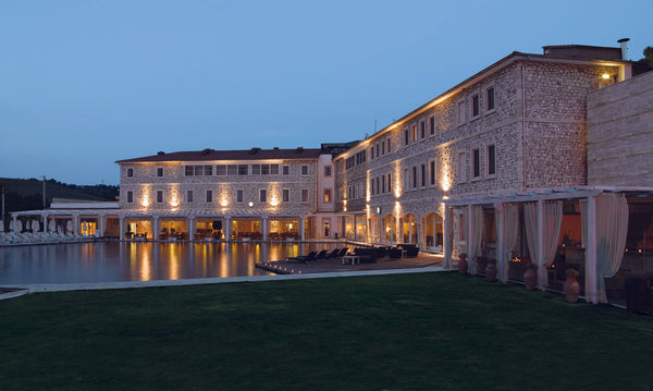 Terme di Saturnia in the spotlight!