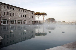 Terme di Saturnia thermal water