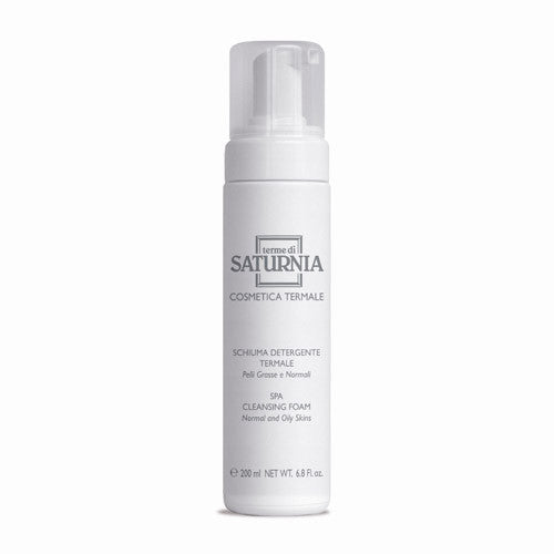 Spa Cleansing Foam - Terme di Saturnia