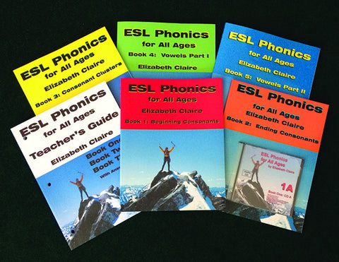 ESL Phonics for All Ages Quick Start Pack