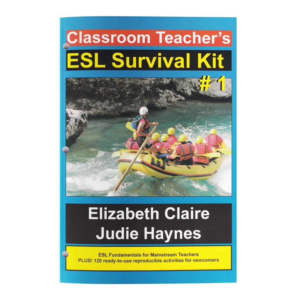 Classroom Teacher's ESL Survival Kit # 1