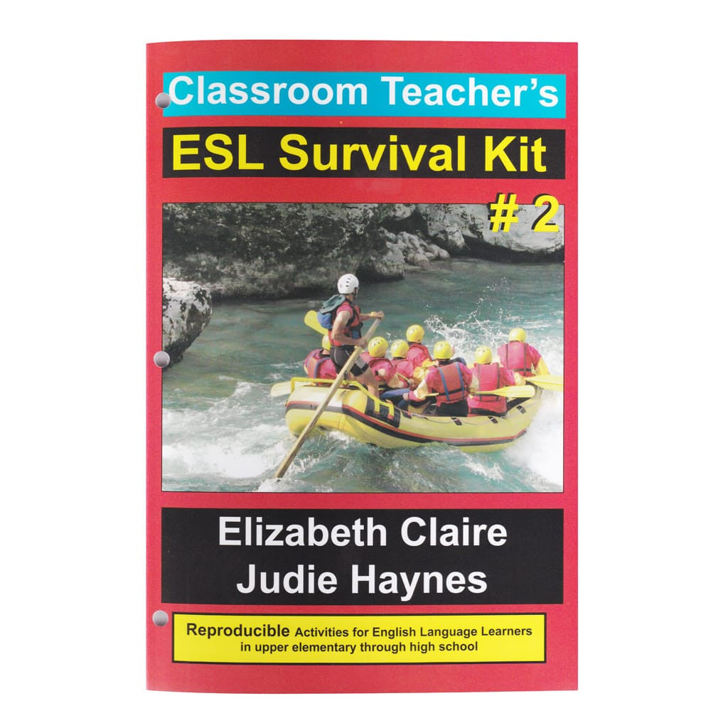 Classroom Teacher's ESL Survival Kit # 2