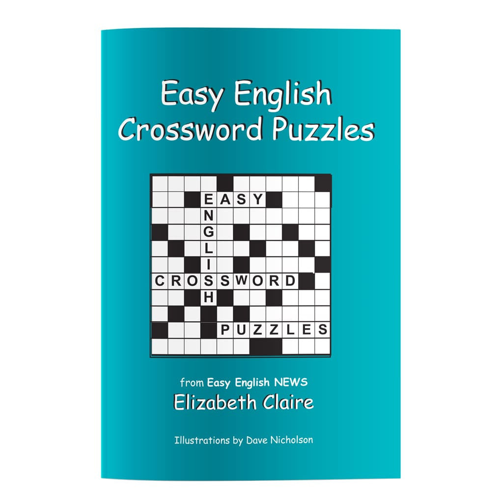 Easy English Crossword Puzzles