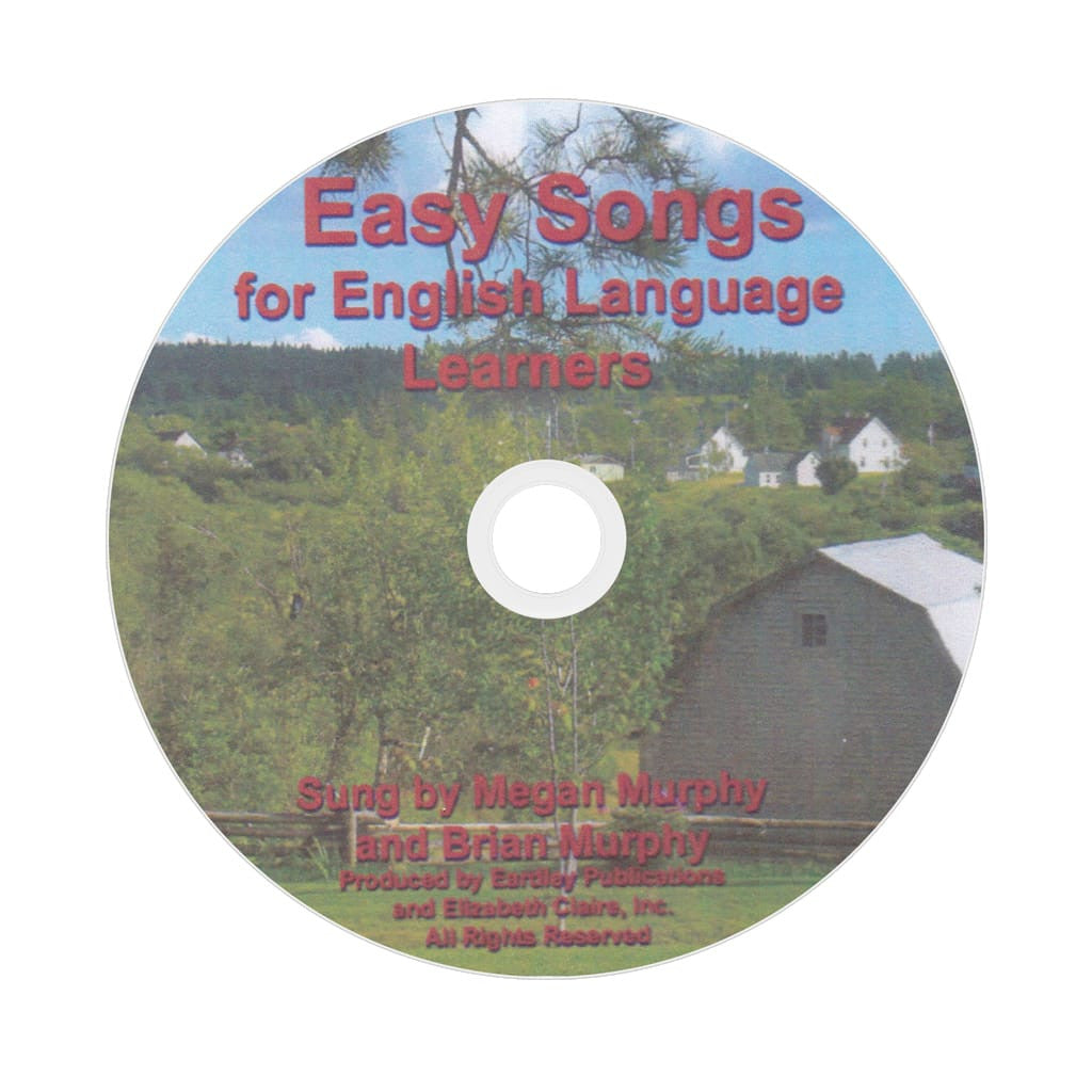Easy Songs for English Language Learners Audio CD