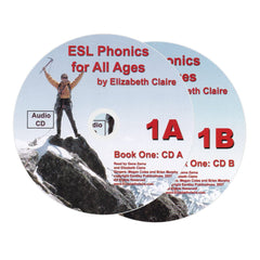 ESL Phonics for All Ages,  Book One Audio CDs