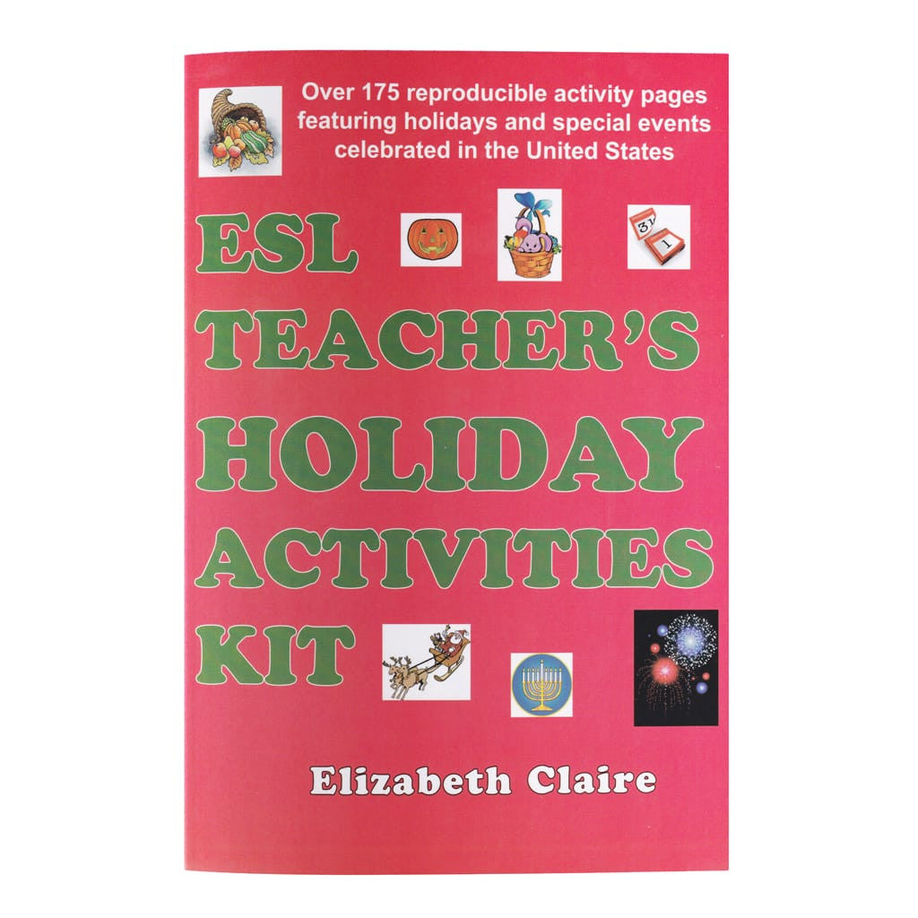 ESL Teacher's Holiday Activities Kit