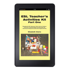 ESL Teacher's Activities Kit Part One Kindle Edition