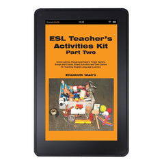 ESL Teacher's Activities Kit Part Two Kindle Edition