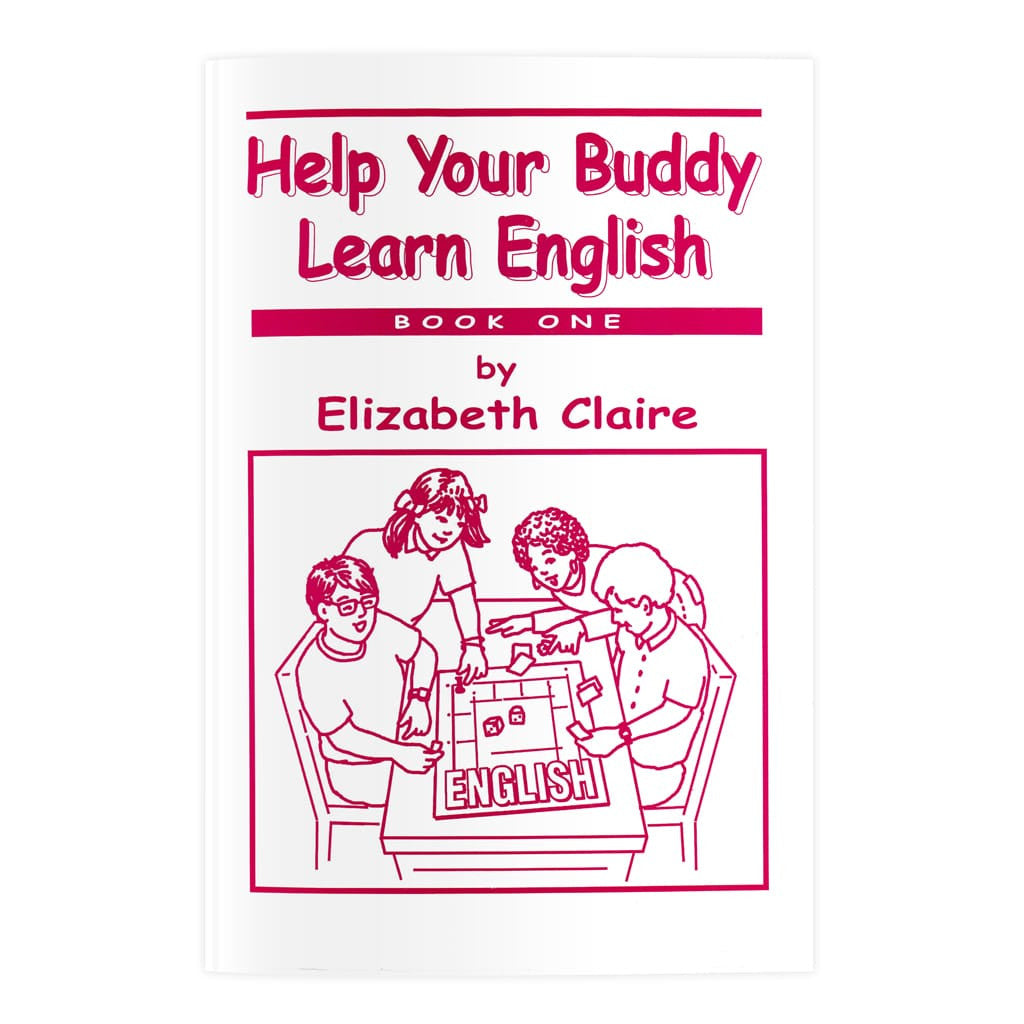 Help Your Buddy Learn English