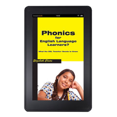 Phonics for English Language Learners Kindle Edition